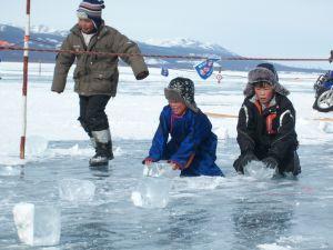 Ice Shagai.