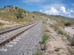 Iron road.