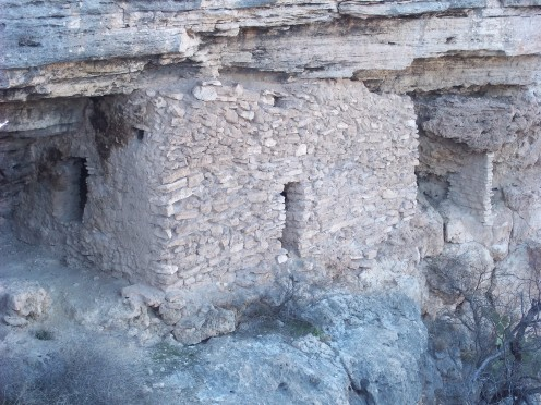 Montezuma Well Cliff Dwellings - Two Second Street - www.twosecondstreet.com