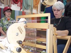 Scottsdale Arts Festival Loom - Two Second Street - www.twosecondstreet.com