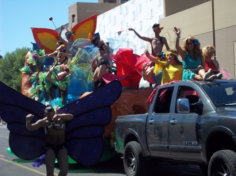 Phoenix Pride Float - Two Second Street - www.twosecondstreet.com