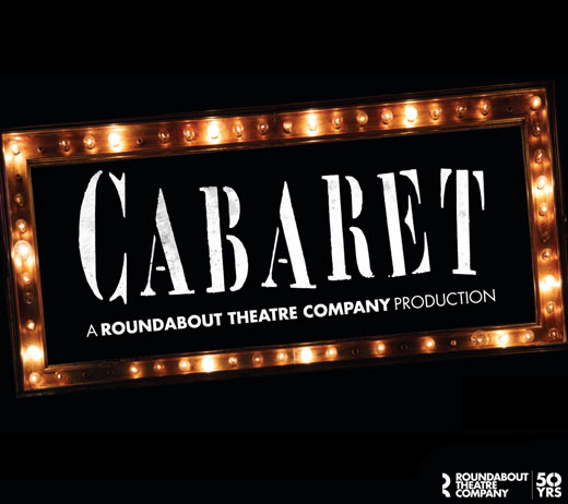 Cabaret Logo - Two Second Street - www.twosecondstreet.com