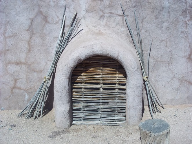Hohokam Pithouse - Two Second Street - www.twosecondstreet.com