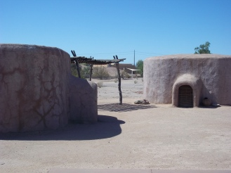 Hohokam Pithouses - Two Second Street - www.twosecondstreet.com