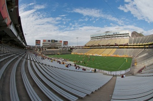 Sun Devil Stadium - Two Second Street - www.twosecondstreet.com