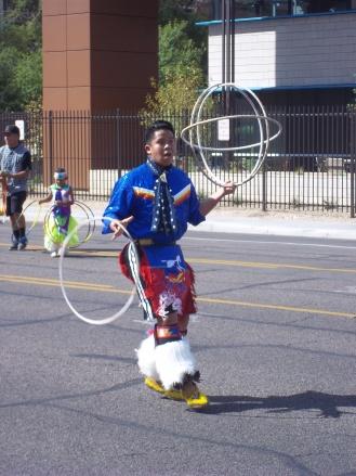 Hoop Dancer - Two Second Street - www.twosecondstreet.com