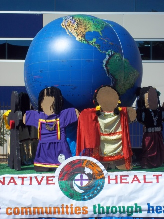 Native American Parade - Two Second Street - www.twosecondstreet.com