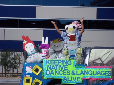 Native Hello Kitty - Two Second Street - www.twosecondstreet.com