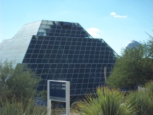 Biosphere 2 Exterior - Two Second Street - www.twosecondstreet.com