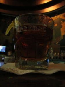 Sazerac - Two Second Street - www.twosecondstreet.com