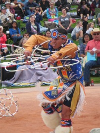 Hoop Dance - Two Second Street - www.twosecondstreet.com