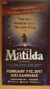 Matilda Poster - Two Second Street - www.twosecondstreet.com