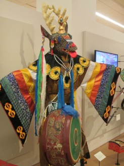 Mongolian Tsam Costume - Two Second Street - www.twosecondstreet.com