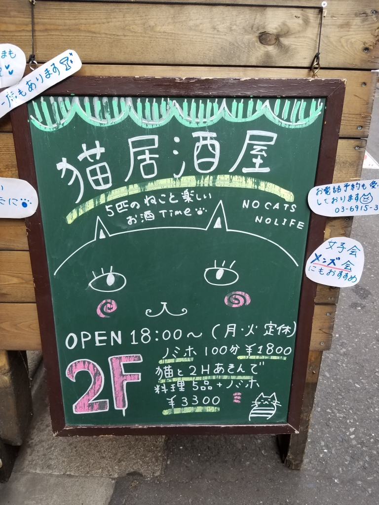 Akanasu Cat Pub - Two Second Street - www.twosecondstreet.com