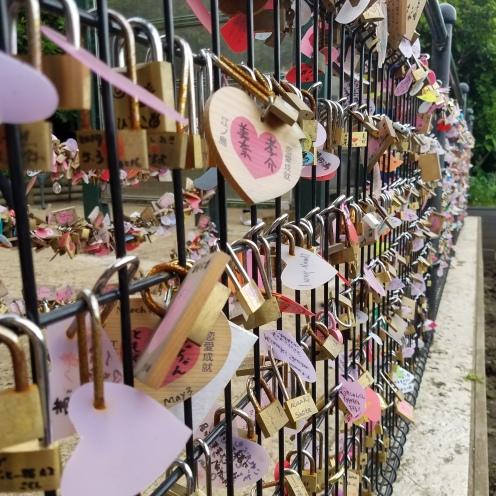 Locks of Love - Two Second Street - www.twosecondstreet.com