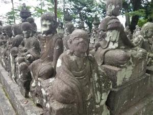 500 Statues of Rakuen - Two Second Street - www.twosecondstreet.com