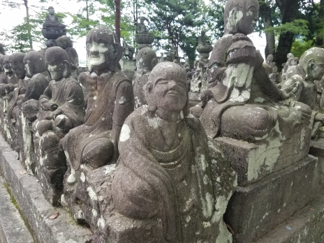 500 Statues of Rakuen - Two Second Street - www.twosecondstreet.com