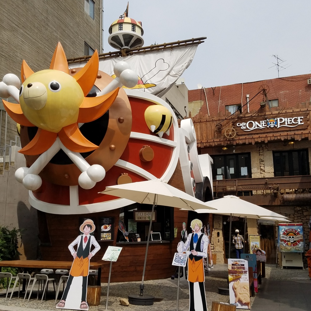 Cafe de One Piece - Two Second Street - www.twosecondstreet.com