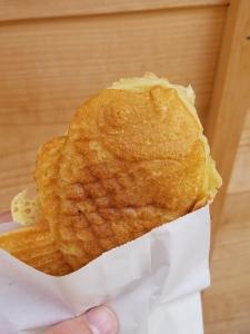 Sweet Potato Taiyaki - Two Second Street - www.twosecondstreet.com