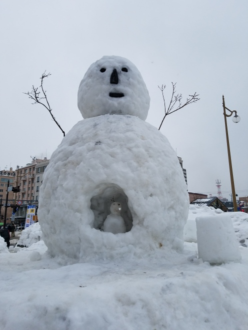 Otaru Snow Man - Two Second Street - www.twosecondstreet.com