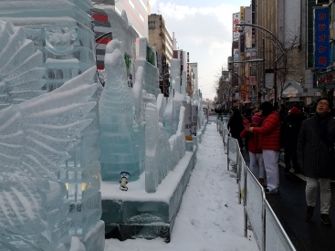 Susukino Ice Statues - Two Second Street - www.twosecondstreet.com