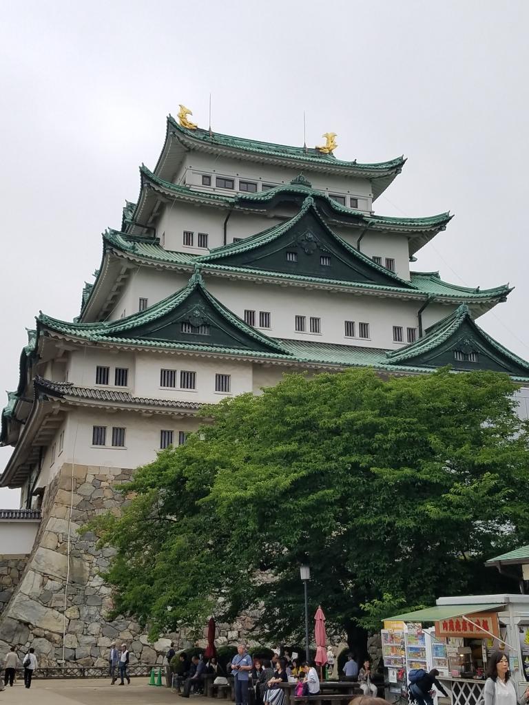 Nagoya Castle - Two Second Street - www.twosecondstreet.com