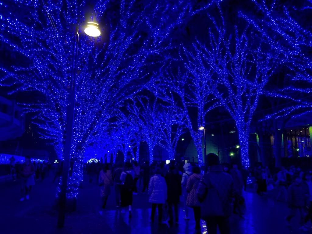 Shibuya Blue Cave - Two Second Street - www.twosecondstreet.com