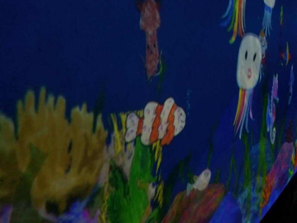 Swimming Clownfish - Two Second Street - www.twosecondstreet.com