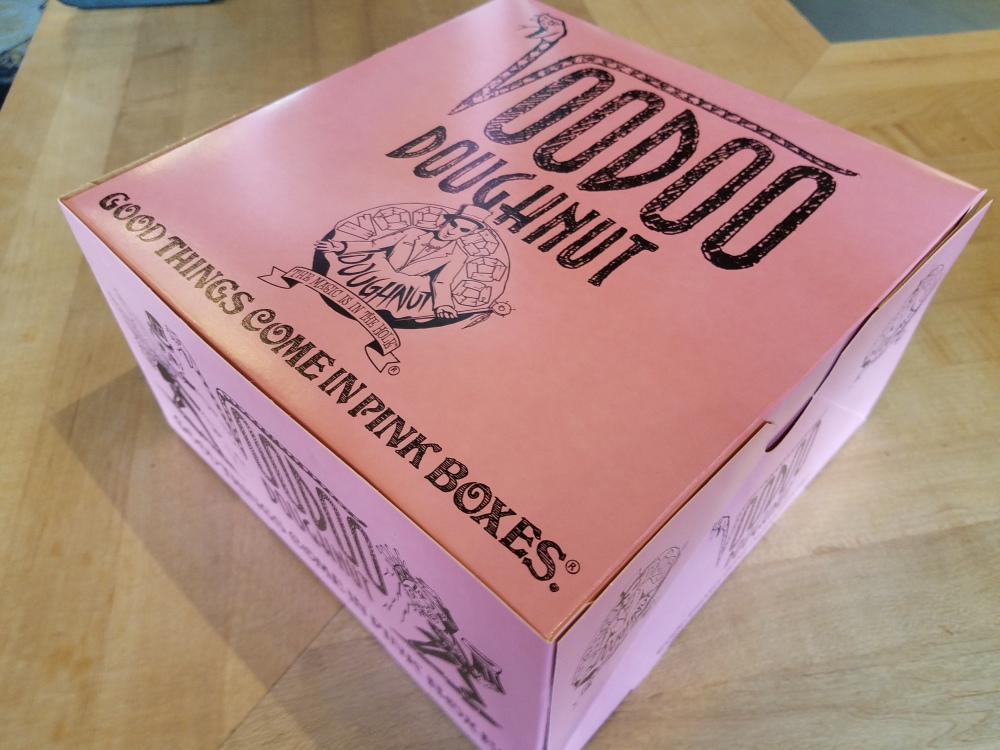 Voodoo Doughnut Box - Two Second Street - www.twosecondstreet.com