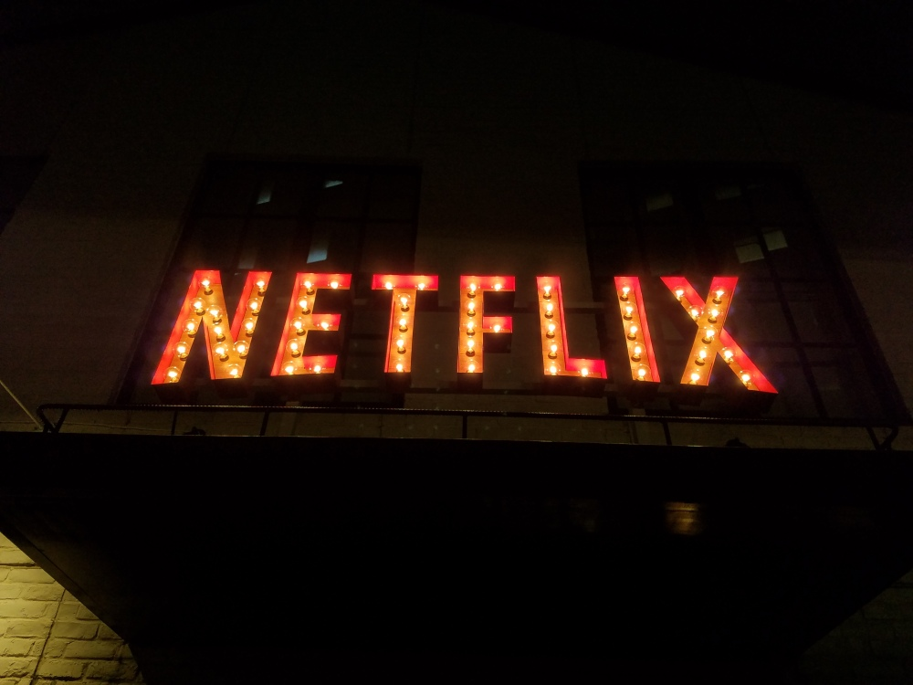 Netflix Marquee - Two Second Street - www.twosecondstreet.com