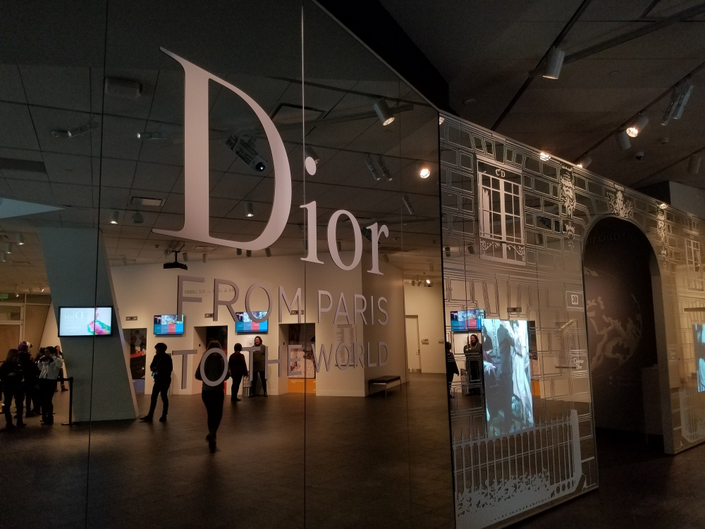 Christian Dior at Denver Art Museum - Two Second Street - www.twosecondstreet.com