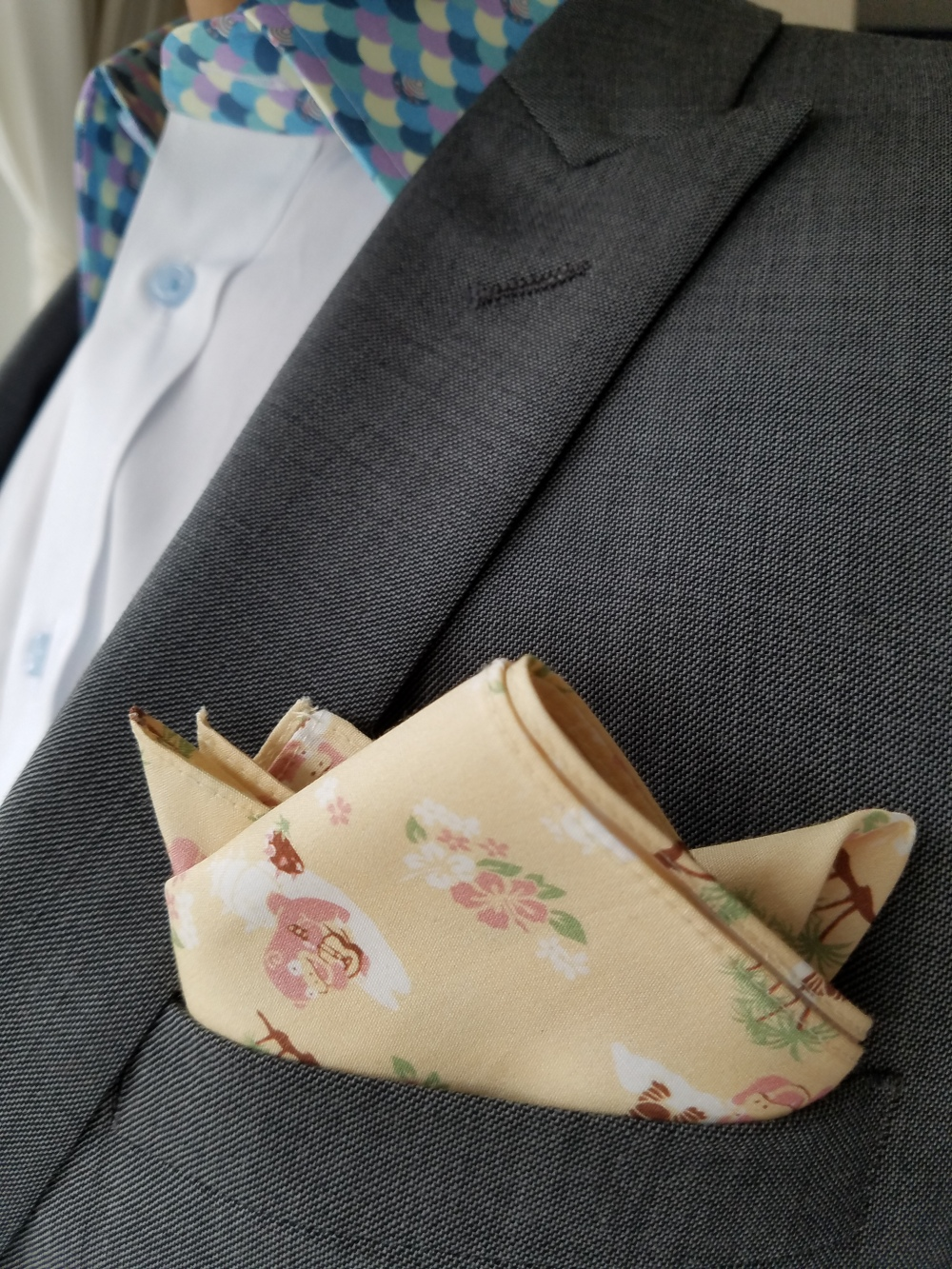 Pocket Square Close - Two Second Street - www.twosecondstreet.com