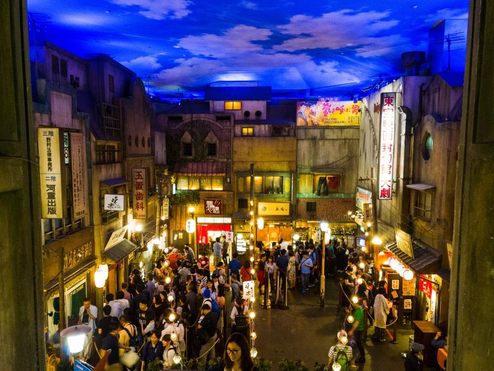 Shin Yokohama Ramen Museum - Two Second Street - www.twosecondstreet.com