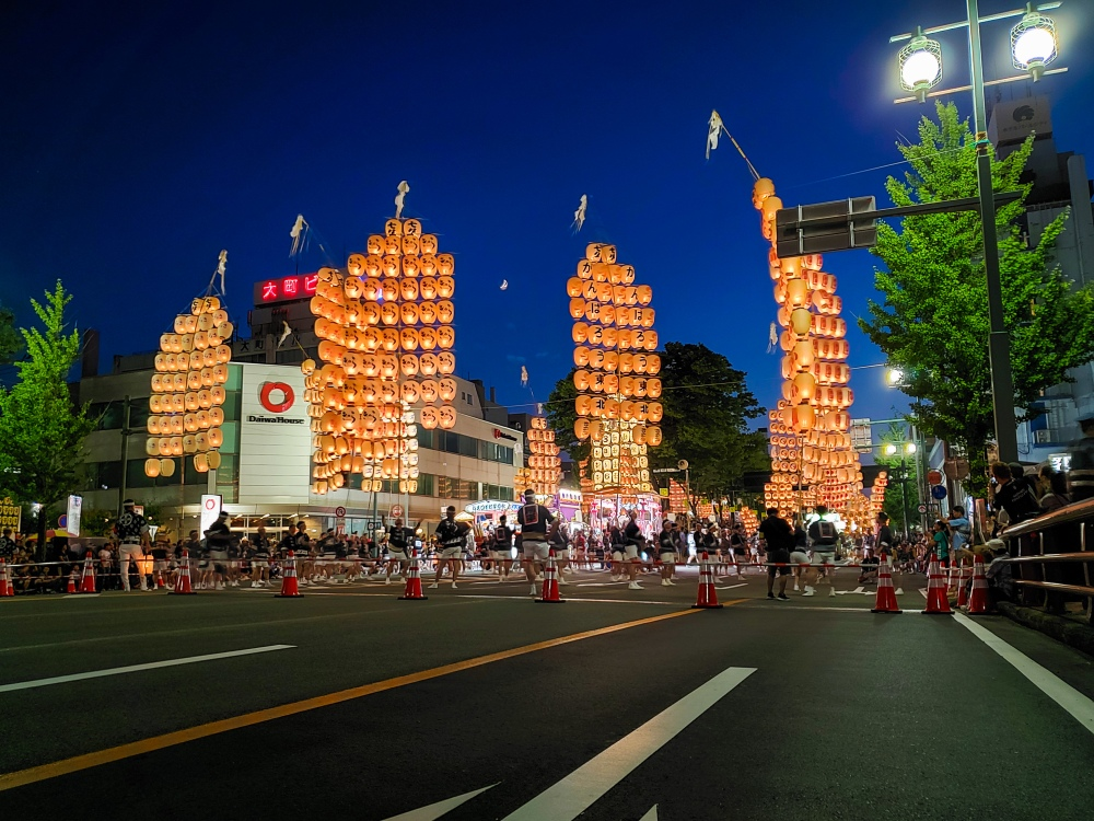 Akita Kanto Festival - Two Second Street - www.twosecondstreet.com