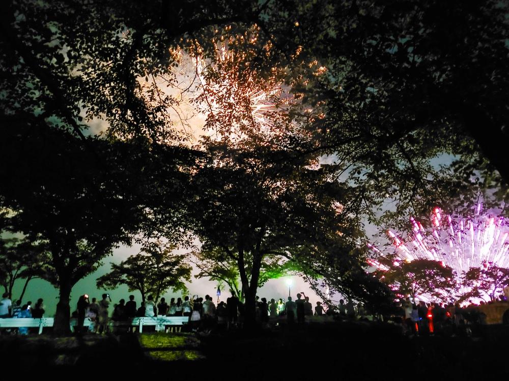 Kawagoe Fireworks Festival - Two Second Street - www.twosecondstreet.com