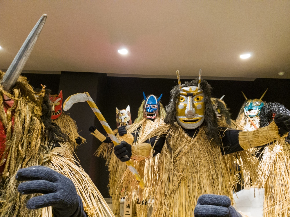 Namahage Costumes - Two Second Street - www.twosecondstreet.com