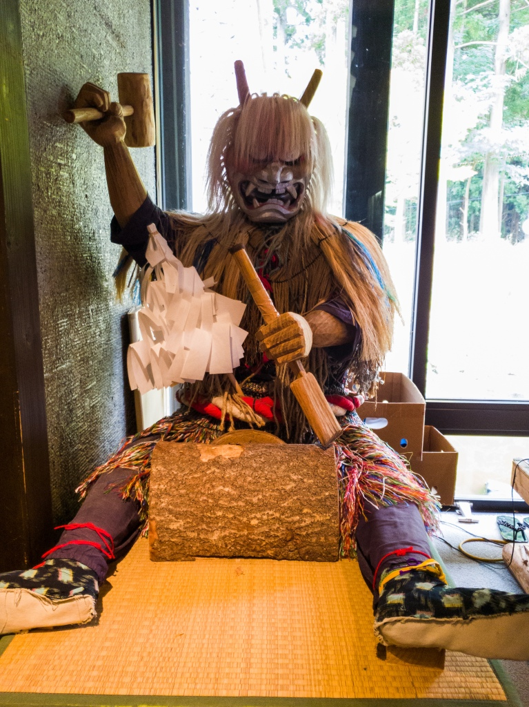 Namahage Craftsman - Two Second Street - www.twosecondstreet.com