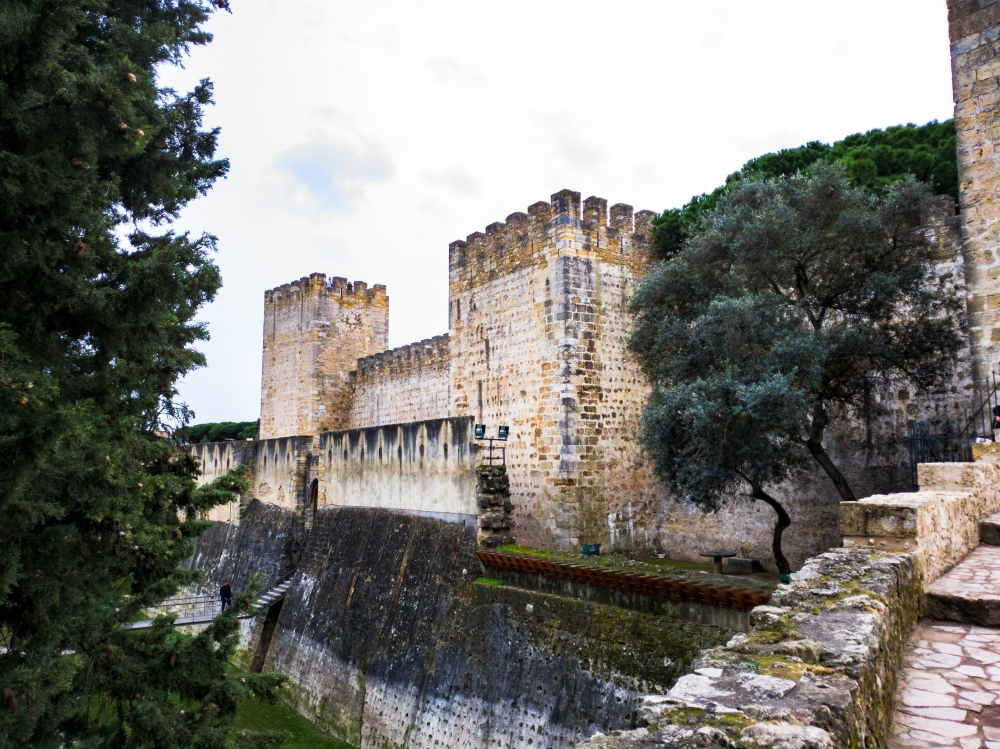 Sao Jorge Castle - Two Second Street - www.twosecondstreet.com