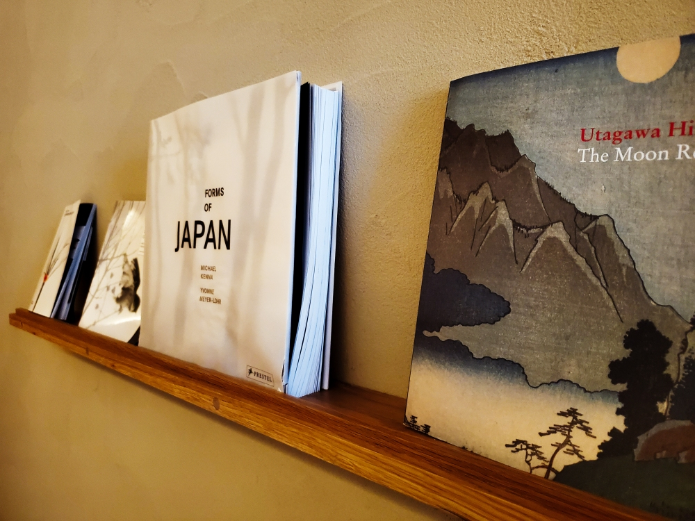 Room Books Muji Hotel - Two Second Street - www.twosecondstreet.com