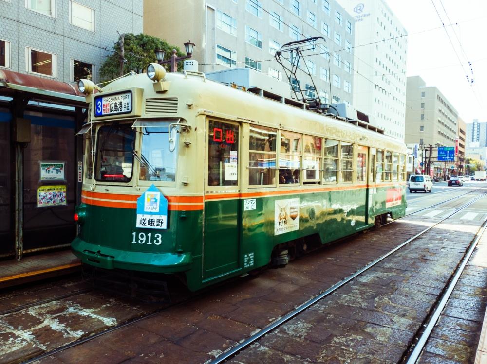 Hiroshima Streetcar - Two Second Street - www.twosecondstreet.com
