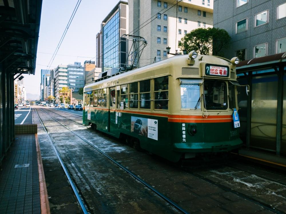 Hiroshima Tram - Two Second Street - www.twosecondstreet.com