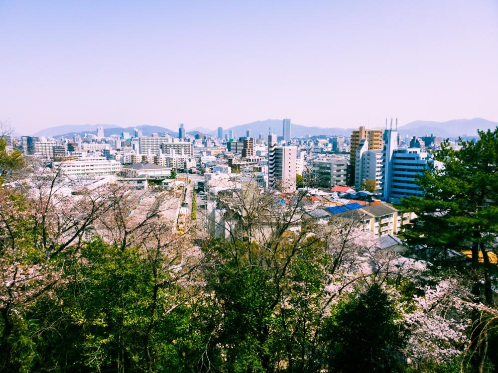 Hiroshima Skyline - Two Second Street - www.twosecondstreet.com